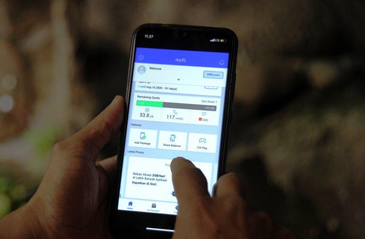 XL Perpanjang Program Gratis 2 GB Per Hari