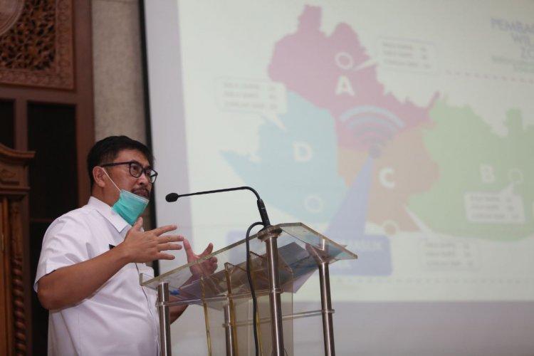PPDB Kota Bandung Dibagi 4 Zonasi