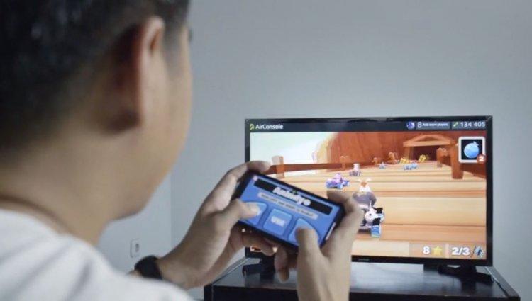 XL Axiata Manjakan Gamer Kerjasama dengan AirConsole