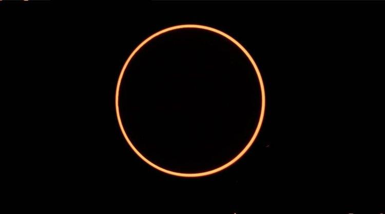 Hari ini Gerhana Matahari Cincin akan Berlangsung
