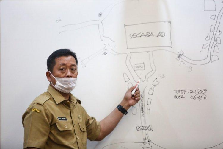 Kecamatan Cidadap Masuki PSBM Termin Kedua