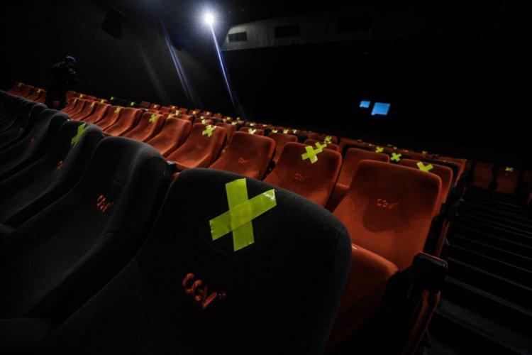 Sembilan Bioskop di Kota Bandung Beroperasi Kembali