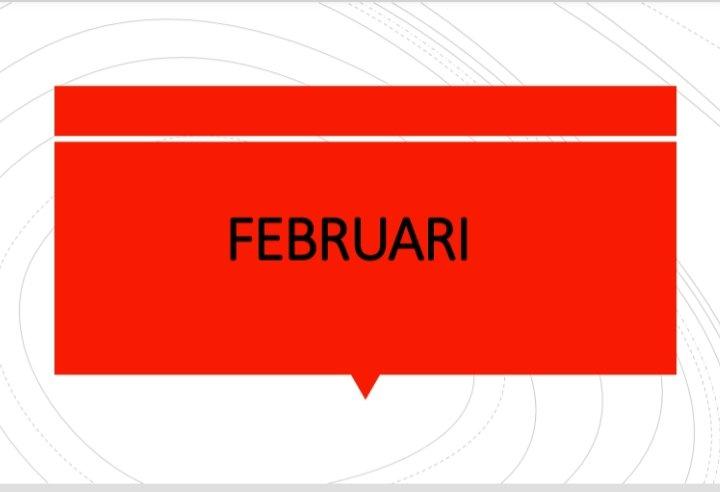 Hari Penting di Februari, Jangan Hanya Ingat Valentine